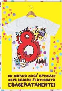 Auguri Buon Compleanno 8 Anni.Auguri Di Buon Compleanno Bambino 8 Anni Archives Invito