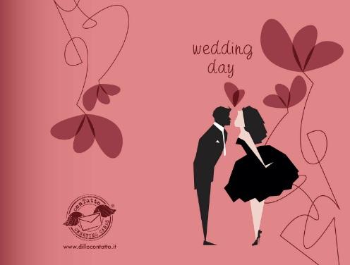 cartoline di auguri matrimonio
