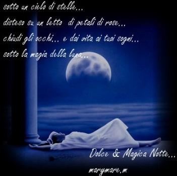 Buonanotte Dolce - Buonanotte Romantica Per Lui