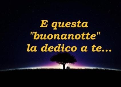 Canzoni della buonanotte - Buonanotte Amore Mio Con Aforisma