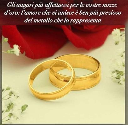 Anniversario Di Matrimonio Frasi Religiose.Frasi Per 50 Anni Di Matrimonio Invito Elegante