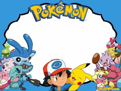 biglietti invito compleanno pokemon da stampare Archives   Invito