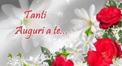 tanti auguri e tanta felicità - Tanti Auguri di Buon Compleanno con rose