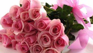 mazzo di fiori per compleanno fidanzata - invitoelegante.com