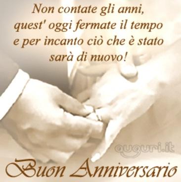Frasi Anniversario Matrimonio Amici.Frasi Di Buon Anniversario Di Matrimonio Per Amici