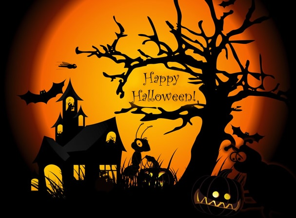 10 1 - Cartes Halloween virtuelles gratuites