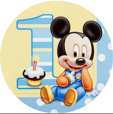 Auguri Di Buon Compleanno Bambina 1 Anno Invito Elegante