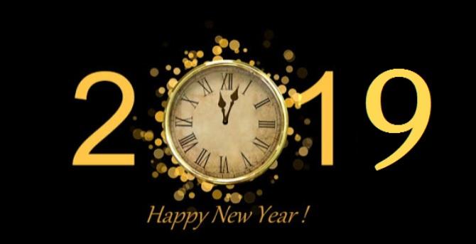 4 4 - Buon Anno Nuovo Anche Te Inglese