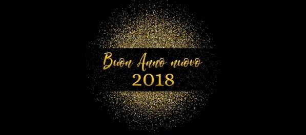 tanti auguri di buon anno nuovo