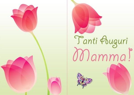 Biglietti Di Auguri Da Stampare Per La Mamma