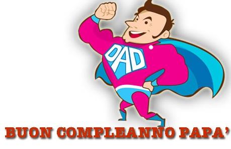 Biglietto Auguri Compleanno Papà Da Stampare - Biglietto Auguri Papà Compleanno