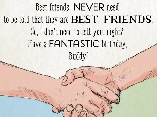 Birthday Wishes For Best Friend Boy - Birthday Wishes For Best Friend