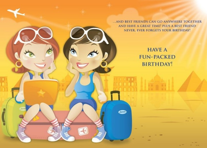 Cute And Funny Birthday Wishes For Best Friends - Funny Birthday Wishes For Best Friends