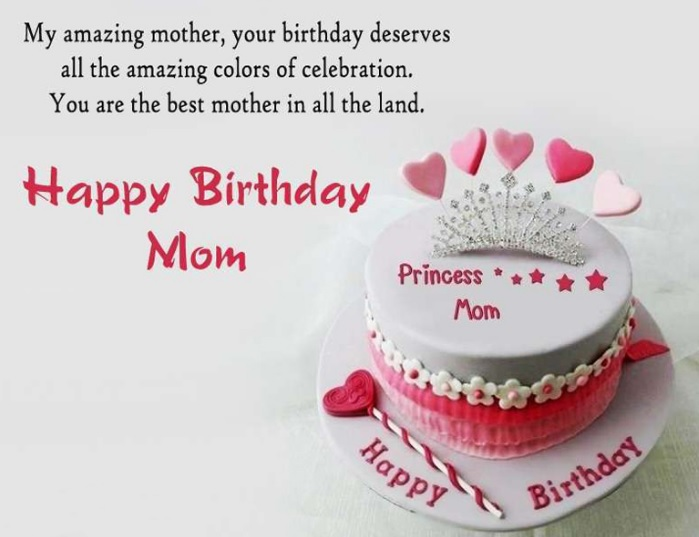 Happy Birthday Quotes For A Mom