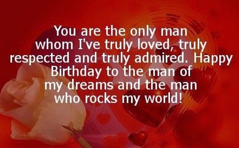Happy Birthday Quotes For Boyfriend - Happy Birthday Quotes
