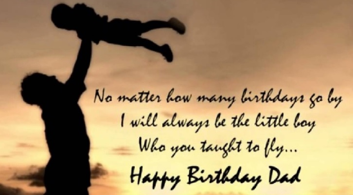 Happy Birthday Quotes For Dad - Happy Birthday Quotes