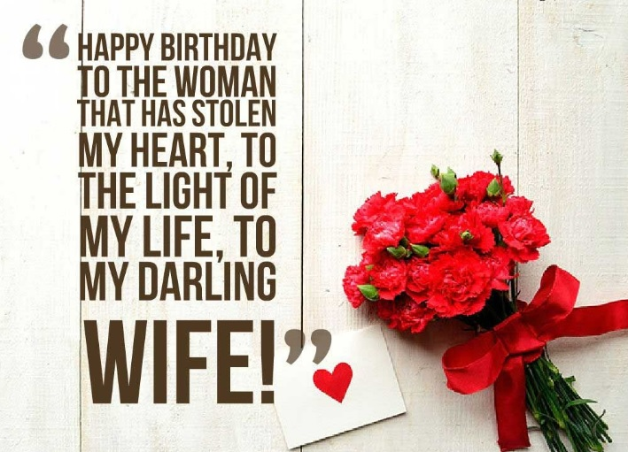 Happy Birthday Quotes For Wife - Happy Birthday Quotes