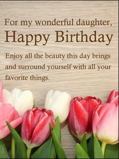 Happy Birthday Wishes Quotes For Daughter - Birthday Wishes For Best Friend