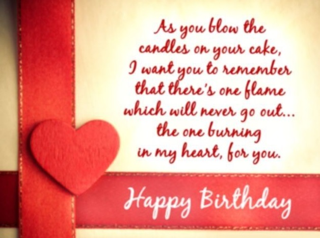 Happy Birthday Wishes Quotes For Girlfriend