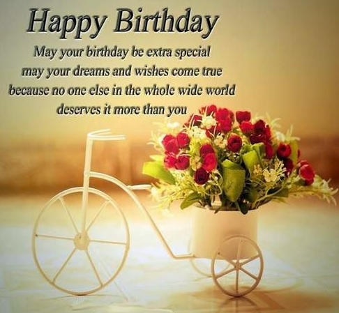 Happy Birthday Wishes Quotes