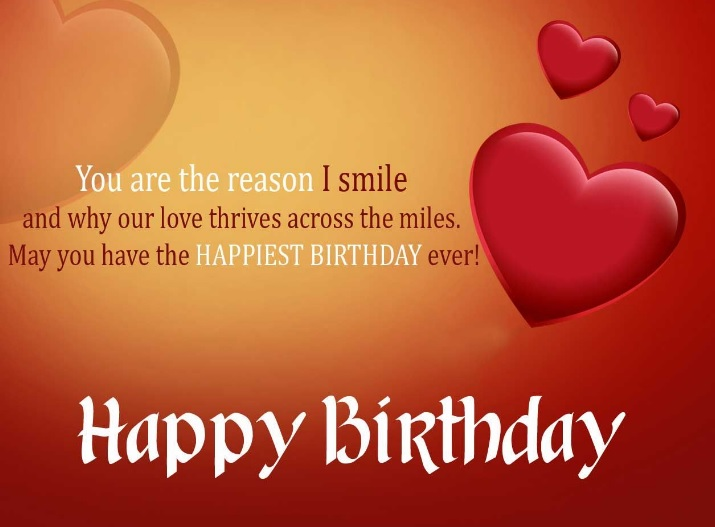 Lovely Birthday Messages For Girlfriend - Lovely Birthday Messages