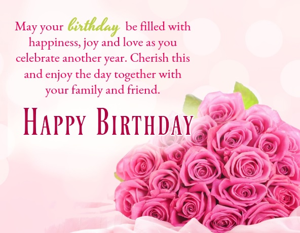 Lovely Birthday Messages - Lovely Birthday Messages