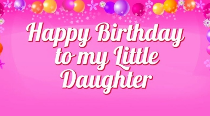 Nice Birthday Wishes For Daughter - Nice Birthday Wishes