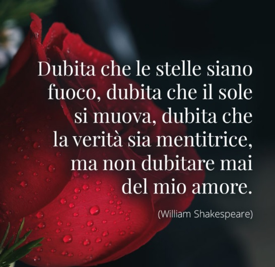 Le Frasi Dell'amore