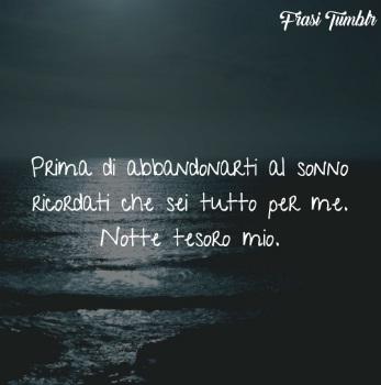 Buonanotte Bellissima Tumblr - Buonanotte Bellissima