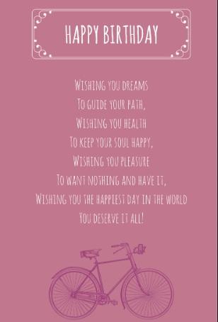 Poesie Per Gli Auguri Di Compleanno - Poesie Per Gli Auguri Di Compleanno