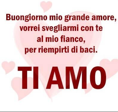 Buon Giorno Amore Frasi - Buon Giorno Amore - Romantici E Dolci Auguri