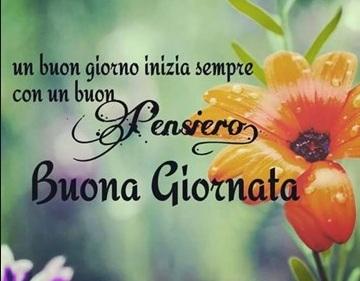 Buongiorno Buona Giornata A Tutti - Buongiorno Buona Giornata